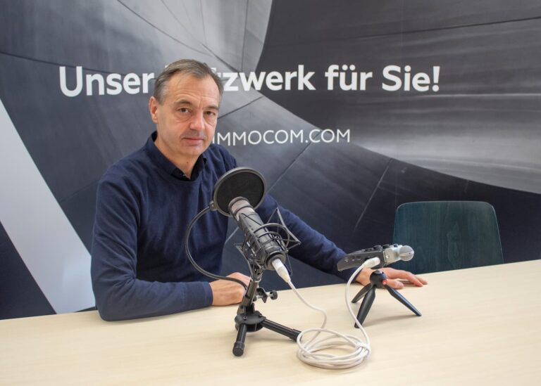 Immobilien Podcast Moderator