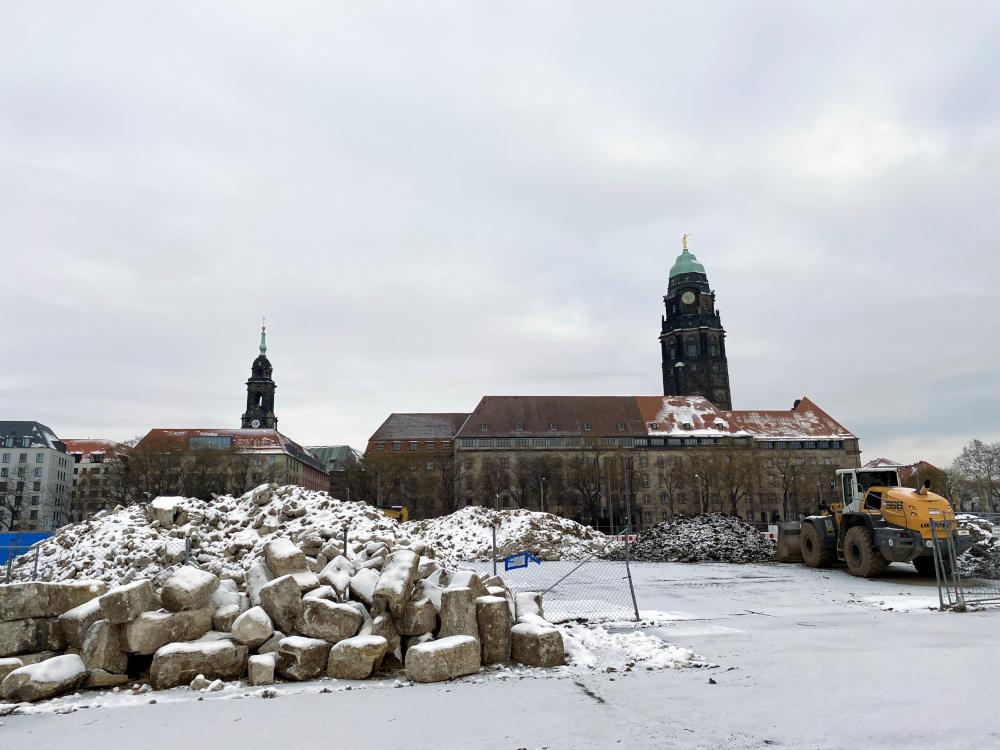 IMMOCOM Fotografen Ferdinandplatz Dresden
