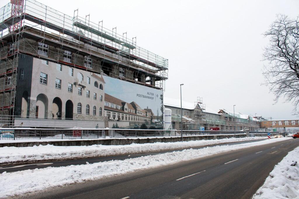 Alter Postbahnhof Christoph Gröner IMMOCOM Fotografen