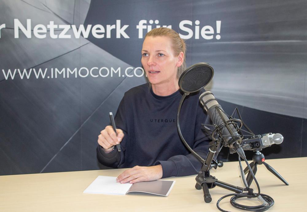 Ivette Wagner Immobileros Podcast Host