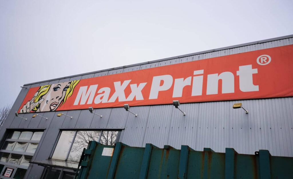 IMMOCOM zu Besuch bei MaXxPrint