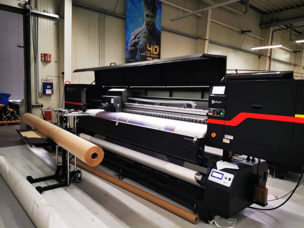 MaXxPrint Riesendrucker
