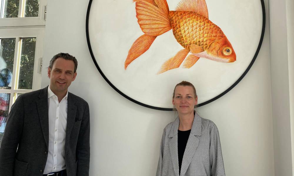 Erik Sassenscheidt mit Ivette Wagner im Immobiléros-Podcast