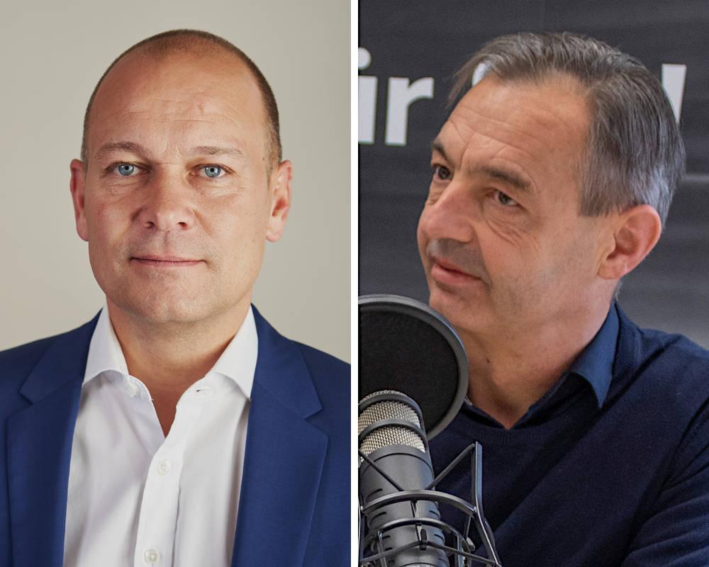 Immobiléros-Podcast mit Till Schwerdtfeger von der AOC Immobilien AG