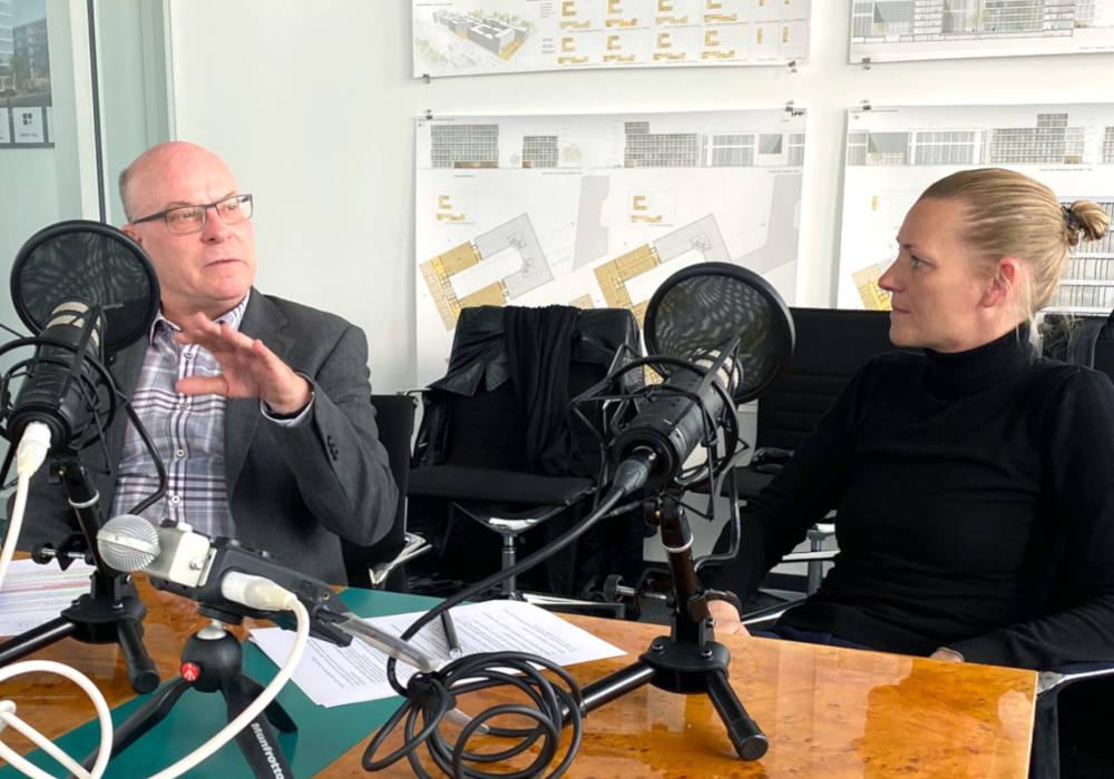 Thomas Graf von Alpine Finanz im Immobiléros-Podcast