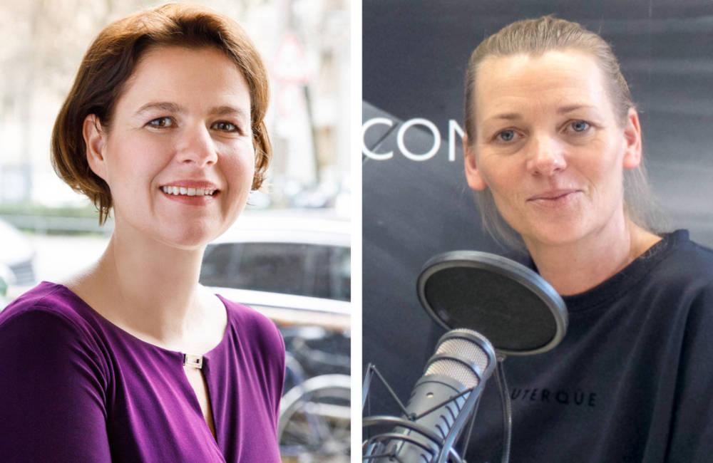 Sabine Georgi im Immobiléros-Podcast
