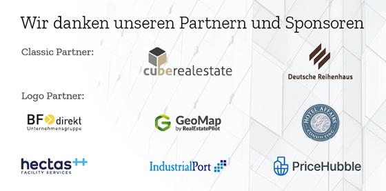 Sponsorenbanner Kölner Immobilienkongress