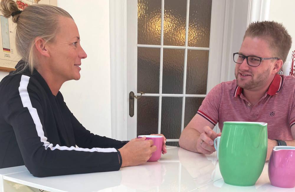 Starkregenmanager Dirk Arenz im Immobiléros-Podcast