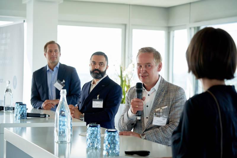 Hamburger Immobilienkongress 2021 Panel Hotel