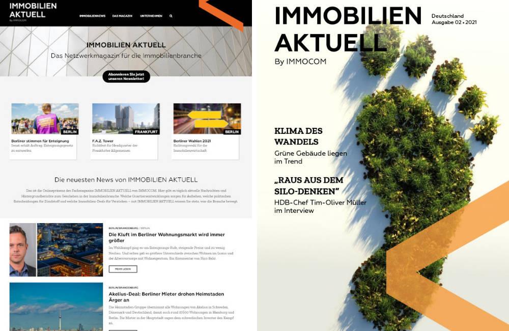Immobilien Aktuell digital