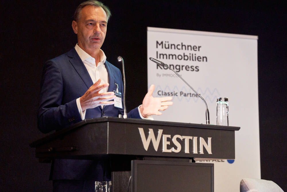 IMMOCOM Geschäftsführer Michael Rücker