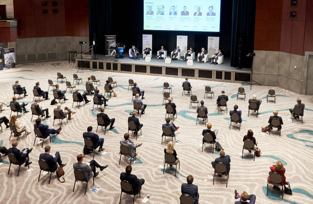 Münchner Immobilienkongress 2021 Auftaktpanel