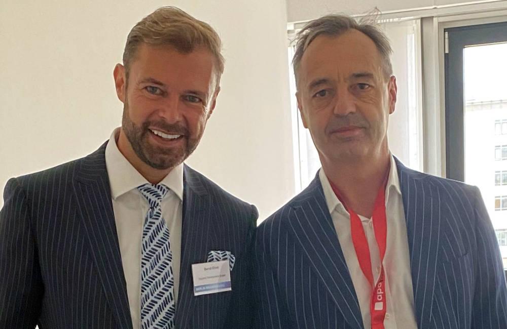 Bernd Ehret im Immobiléros-Podcast mit Michael Rücker