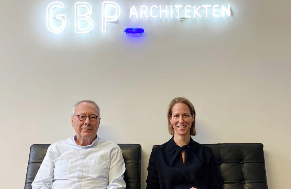 Immobiléros-Podcast mit Nicola Medrow-Bürk und Gunter Bürk von der GBP Architekten GmbH